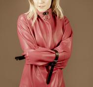 Tvångströja i mjukt rosa PU läder