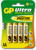 GP Batterier LR6/AA Ultra