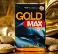 GoldMAX BLÅ (10 Kapsel)