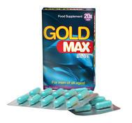 GoldMAX BLÅ (20 Kapsel)