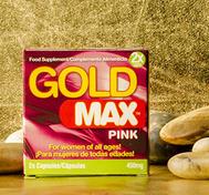 GoldMAX ROSA (2 Kapslar)