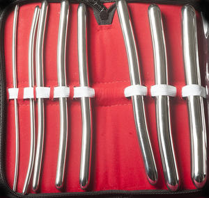 8-delars Dilator-set (3-18 mm)