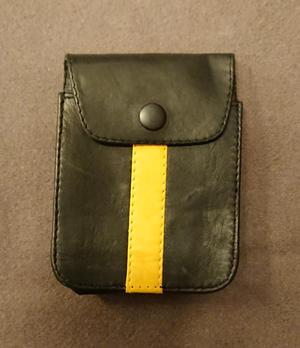 Läderplånbok (Flera färger)