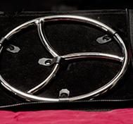 Shibari Ring Triskele