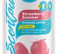 Pjur Spa Scentouch 200 ml Strawberry Summer