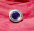 Analsmycke Blå Mini 100 gram