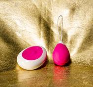 USB uppladdningsbar 10 hastigheters fjärrkontrollerat Ägg