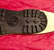 Jack Boot Paddel Gummisulan